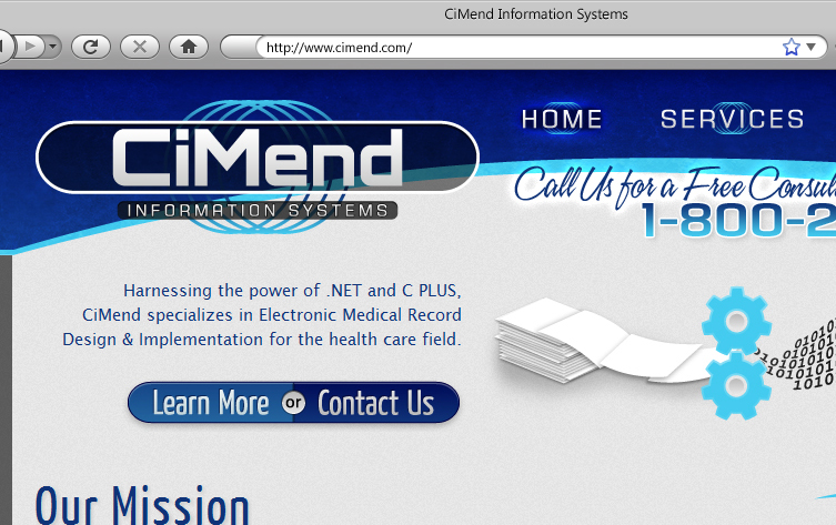 CiMend Information Systems